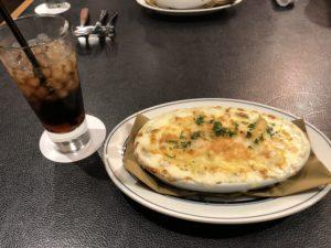 上野にある【上野洋食 遠山】で食べるディナー、、、よき!