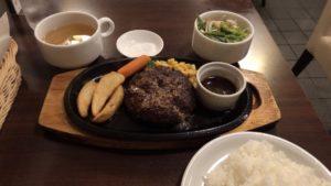 池袋にある【ハンバーグ・ステーキ宮崎亭】で美味しい肉を喰らうのだ!!