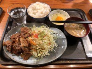 池袋にある【銀や】で食べるしょうが焼きが美味すぎる!!段違いの美味さ!!