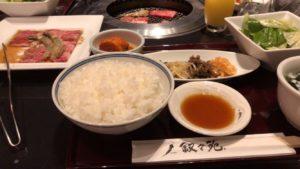 新宿にある【叙々苑】、ランチセットなら3000円で激うまの肉が腹一杯食えちゃうぞ!