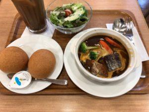 南浦和(埼玉県)にある【CAFE FUJIYA】で不二家風の昼飯食え!
