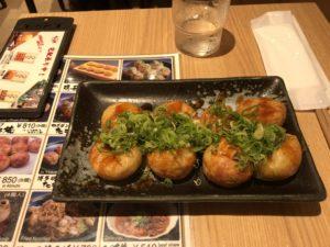 新大阪にある【たこ焼割烹 たこ昌】で新幹線乗る前にたこ焼き食ってけ!