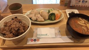 池袋 WACCAにある【寝かせ玄米と日本のいいもの いろは】で食べる素朴なご飯が美味い!日本人で良かった、、、