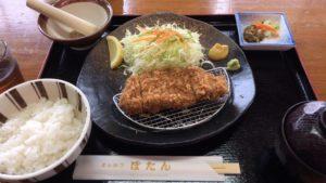東松山(埼玉県)にある【とんかつぼたん】で田舎飯を味わえ!これからの日本を支えるのは田舎だ!