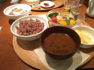 上野OIOIにある【和カフェ yusoshi chano-ma】が女性にオススメ!痩せそうな料理がたくさん!