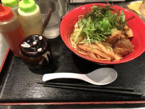 和光市(埼玉県)にある【てつ蔵】の油そばがハマる!味のバランスが絶妙!