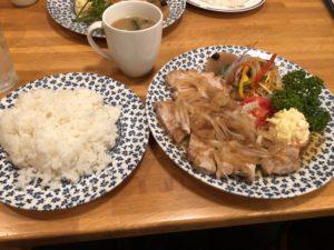 和光市(埼玉県)にある【ミッシェル】で夕食!都内のような喧騒がなくて心地良い。。。