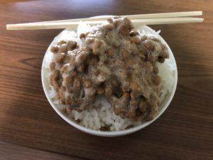 8年ぶりに食べた納豆が美味すぎて草