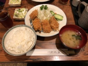和光市(埼玉県)にある【とんかつ けやき】が最高!懐かしの味感シュゴイ!