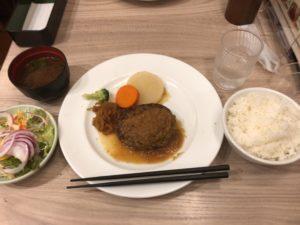 ティアラ21(埼玉県熊谷)にある【ワンバーグ】が美味い!ハンバァーグゥー!