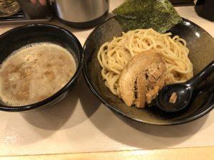 半蔵門にある【麺屋いまむら】のつけ麺美味すぎ!ズルズルしまくれ!
