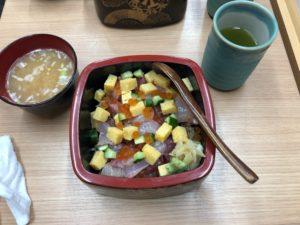 熱海(静岡県)にある【和味逸品 おまぜ】で食べる飯が美味い!熱海だから海鮮系が強いっすね~