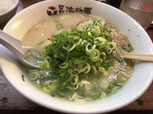 赤坂(福岡県)にある【長浜将軍】で博多ラーメン食え!病みつきになる事間違いなし!