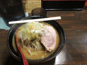 池袋 麺処 花田