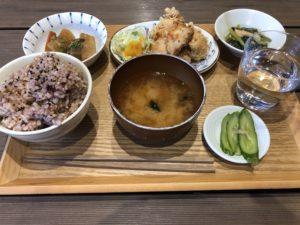 池袋サンシャインシティにある【GLOCAL CAFE IKEBUKURO】でランチ!東京は横文字のお店が多いね~