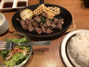 新宿高島屋にある【DexeeDiner the meat locker(ディキシーダイナー ザ ミートロッカー)】で肉食え!肉を食わなければ健康にはなれないぞッ!