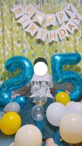 誕生日に1人で過ごしてはいけない!愛する恋人や親友に盛大に祝ってもらおう!
