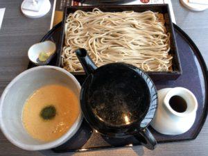 上野のバンブーガーデンにある【音音(おとおと)】の蕎麦が美味い!!!美味い!