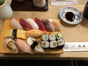 半蔵門にある【鮨勝】の寿司が美味すぎる!これは店名に″勝″って付けるわ